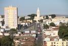 PM localiza e apreende caminhão roubado em Nova Serrana, no Centro de Araxá
