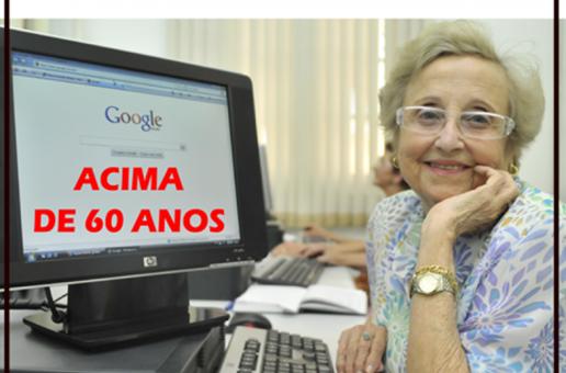 Centro Júlio Dário abre vagas em curso de informática para a Melhor Idade
