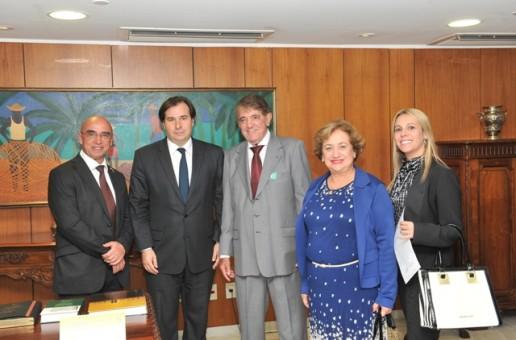 Canalização do Córrego Grande de Araxá é reivindicada ao Presidente Interino do Brasil