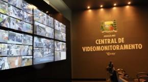 Câmeras de segurança de Araxá começam a funcionar neste mês