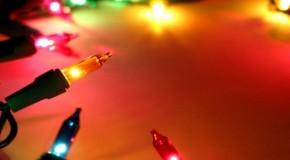 Cemig orienta sobre a instalação de enfeites luminosos de Natal