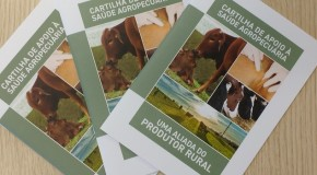 Governo de Minas Gerais produz cartilha e cartaz sobre prevenção de doenças nos rebanhos