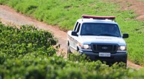 PM prende seis acusados de roubo na zona rural dos municípios de Araxá e Ibiá