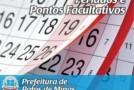 Horário de funcionamento da Prefeitura de Patos tem alteração na semana de carnaval
