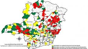 Confirmadas mortes de macacos por febre amarela em Araxá e Ibiá