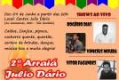 Centro Julio Dario realiza seu 2º Arraiá, no mês de junho