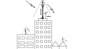 Cemig alerta para o risco de instalação de antenas próximas à rede elétrica