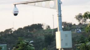 Mais 22 câmeras de videomonitoramento são instaladas em Araxá