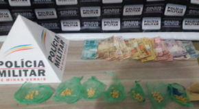 Acusados de tráfico são presos em Araxá e Ibiá