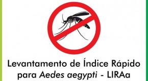 Mesmo com bons resultados no LIRAa, Campos Altos pede ainda apoio no combate ao Aedes