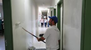 Unidades de Saúde de Ibiá passam por reformas estruturais