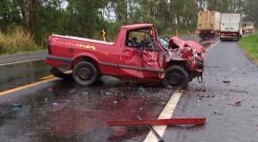 Acidentes nas estradas matam quatro pessoas no final de semana em Araxá