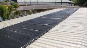 Secretaria de Esportes de Tapira investe no Aquecimento Solar para piscina do Cetap