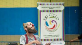 Arte circense trabalhada na formação de público infantil