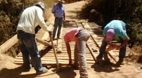 Estradas vicinais, mata-burros e pontes de acesso à zona rural passam por recuperação