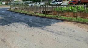 Operação tapa buracos é realizada em cinco bairros e na Avenida Fátima Porto, em Patos