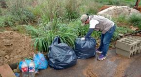 Programa de Combate à Dengue realiza ações prevenção em Patos de Minas