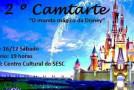 Segundo festival de dança do Camta acontece neste sábado