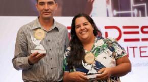 """Tapira recebe o prêmio """"Cidades Inteligentes"""""""