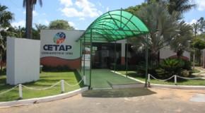 Centro Esportivo de Tapira passa por reformas
