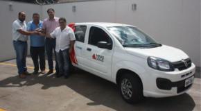 Secretaria de Saúde de Perdizes recebe novos veículos