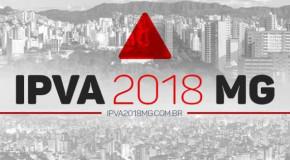 IPVA 2018 começa a vencer nesta quarta-feira com datas específicas para servidores mineiros