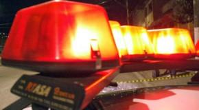 Acusados de tráfico são presos pela Polícia Militar em Ibiá
