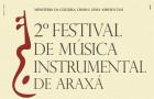Araxá recebe 2º Festival de Música Instrumental nesse mês de janeiro
