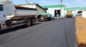 Ruas de Perdizes passam por obras de recapeamento
