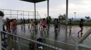 Praça CEU, em Patos de Minas, retoma as aulas de zumba
