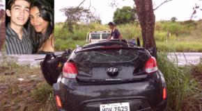 Rapaz de 29 anos morre em acidente na BR-146, próximo ao trevo de Araxá