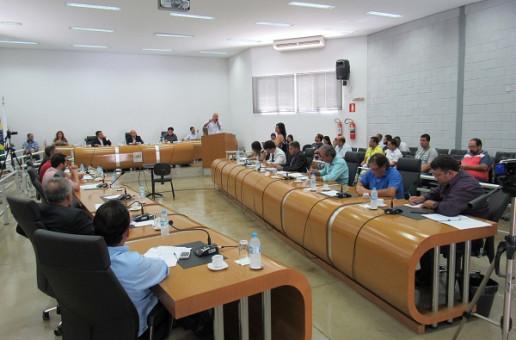Definidas as funções dos Vereadores nas Comissões Permanentes da Câmara