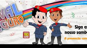Corpo de Bombeiros reforça a atuação no Carnaval de Minas Gerais