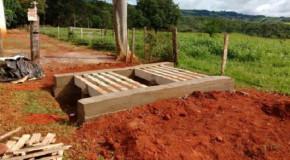 Secretaria de Agricultura de Patos promove obras na área rural