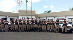 PM em Araxá realiza Operação Pré-Carnaval e quatro são presos