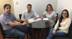 Prefeitura de Perdizes firma convênio com Instituto Estadual de Florestas