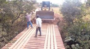 Estradas rurais de Serra do Salitre passam por várias melhorias