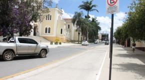 Asttran regulamenta estacionamento de veículos na Praça São Domingos