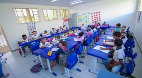 Rede municipal de Araxá recebe oito mil alunos nesse início de ano letivo