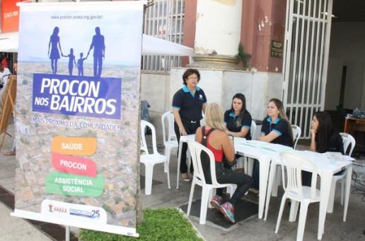 Procon abre oficialmente as comemorações dos 25 anos de atuação em Araxá