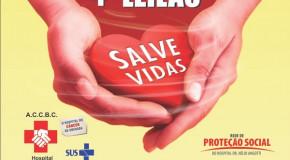 Pratinha realiza mais um Leilão em prol do Hospital do Câncer Hélio Angotti