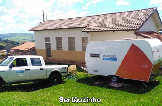 Comunidades de Sertãozinho e Arraial dos Afonsos, em Patos, terão serviços odontológicos