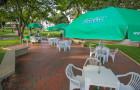 Parque do Cristo ganha novos atrativos, com quiosques e lojas