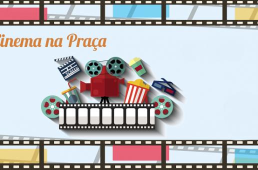 Estacionamento do Estádio Fausto Alvim se transforma em cinema ao ar livre