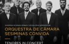 """Apresentação do Grupo """"Tenores In Concert"""" nesse sábado, abre a temporada 27º Encontro Sesi de Artes Cênicas"""