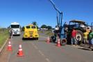 Paralisação de caminhoneiros no Alto Paranaíba promove mudança de estrutura na Fenamilho 2018