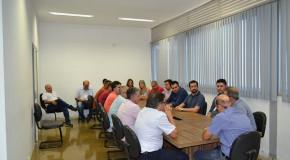 Vereadores se reúnem com Juiz Renato Zupo e Consep