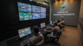 Videomonitoramento ajuda Polícia no combate aos ataques a ônibus e carros