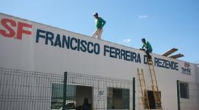 Posto da Estratégia da Saúde da Família de Tapira recebe novo telhado
