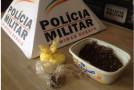 Preso por tráfico em área rural de Araxá tinha mandado em aberto